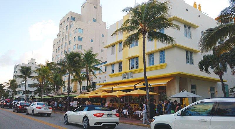 hoteis baratos e bons em miami ocean drive