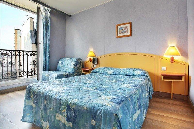 hotel barato em paris onde ficar