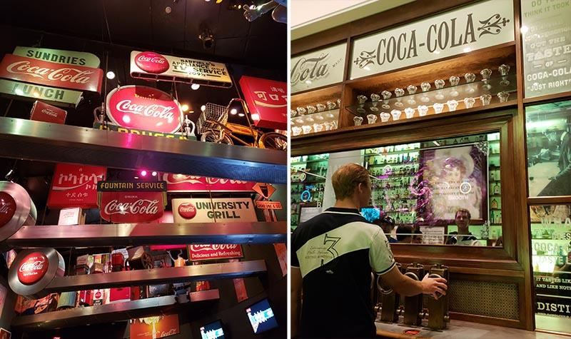 museu da coca cola atlanta dicas