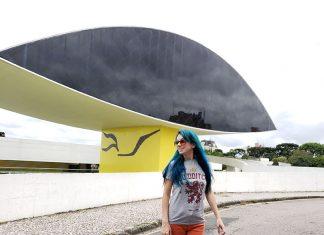 museu do olho em curitiba chuva