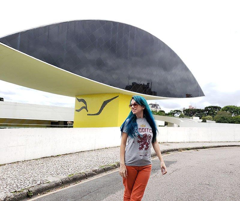 museu do olho em curitiba chuva destinos baratos no Brasil