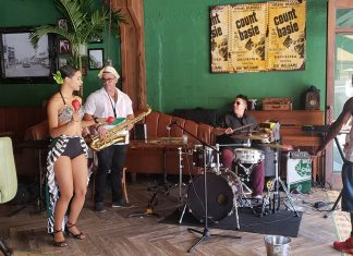 restaurante musica ao vivo cuba little havana miami