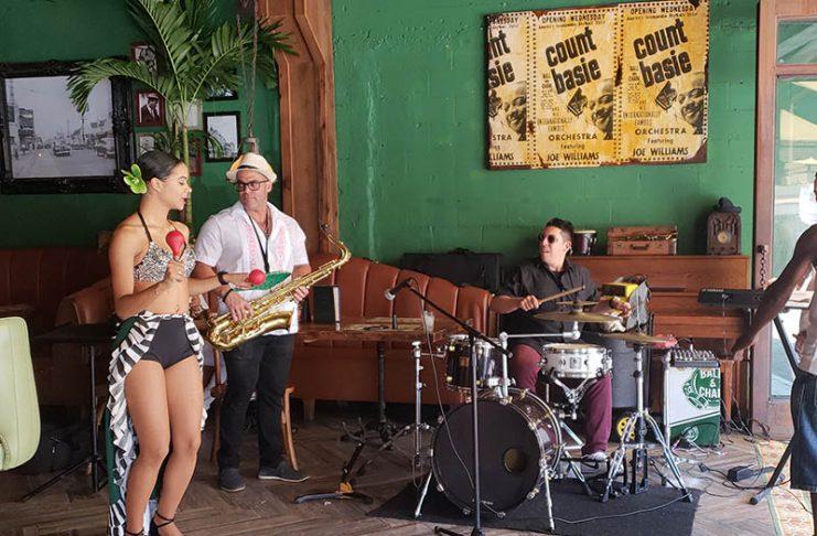restaurante musica ao vivo cuba little havana miami
