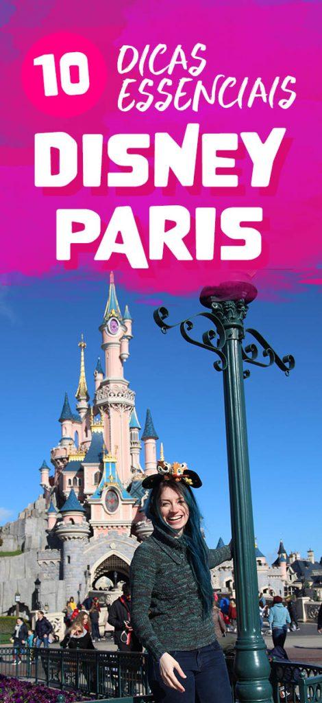 10 dicas essenciais Disney Paris