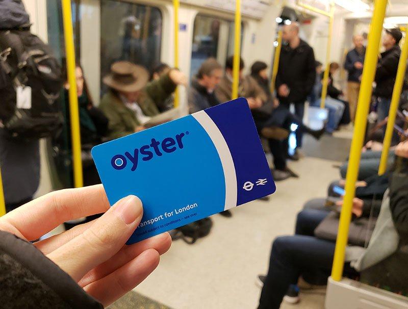 cartao oystercard metro de londres dicas