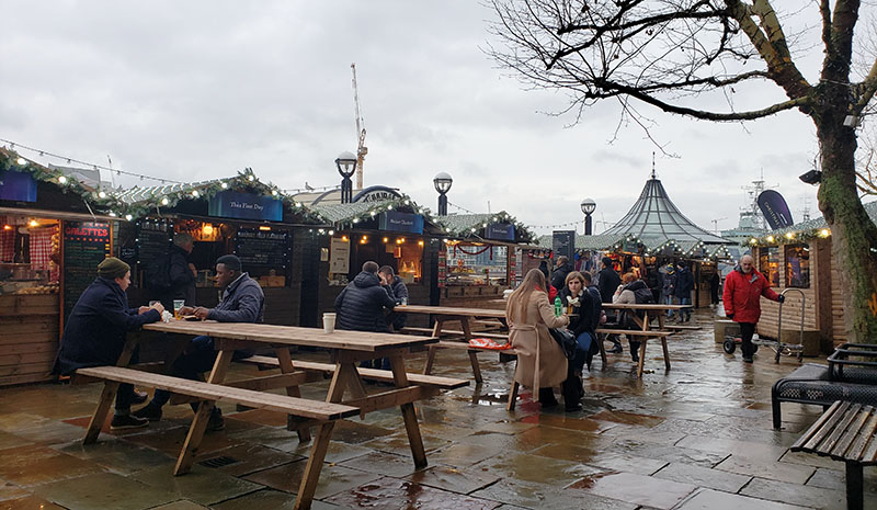 mercado de natal rio tamisa london bridge
