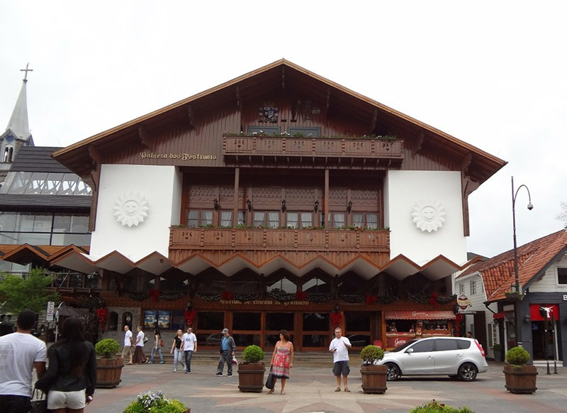 teatro cinema de gramado