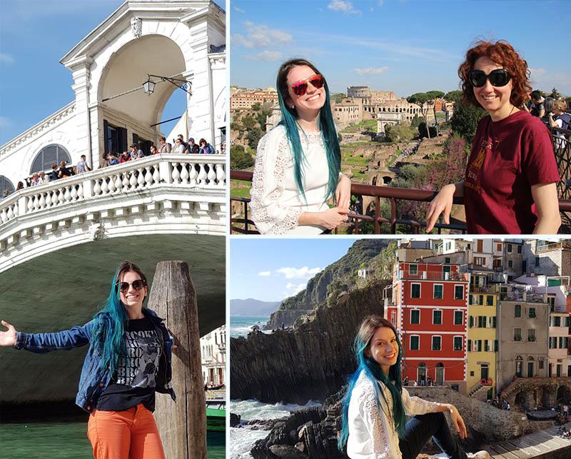 viagem a italia 2018