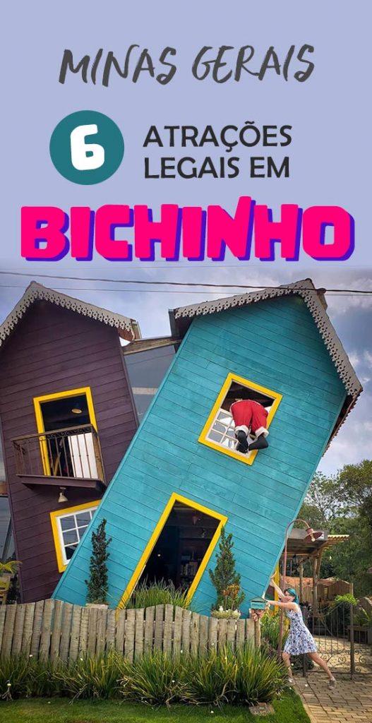 6 atrações em Bichinho pertinho de Tiradentes em Minas Gerais