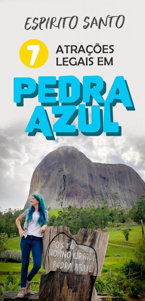 7 atrações legais em Pedra Azul e rota do lagarto