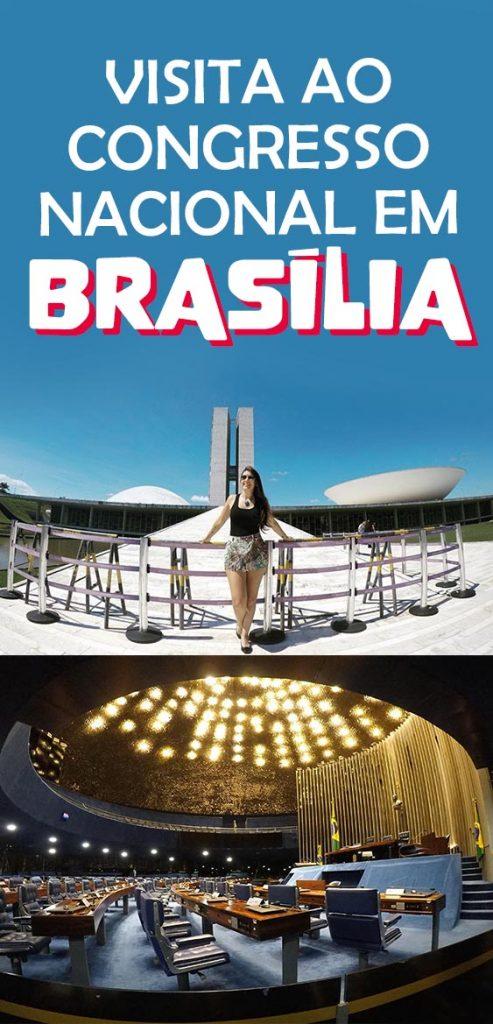 Como é a visita ao Palácio do Congresso Nacional em Brasília, dicas e info