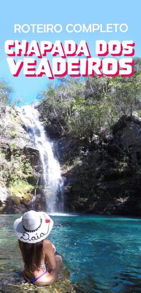 Roteiro na Chapada dos Veadeiros, dicas, trilhas e cachoeiras