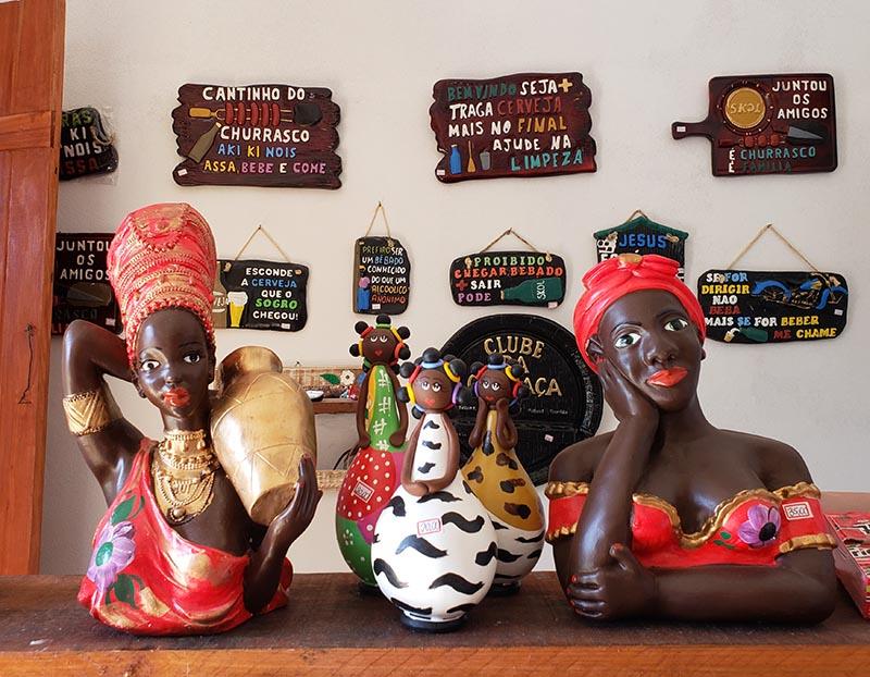 atracoes em bichinho lojas de artesanato