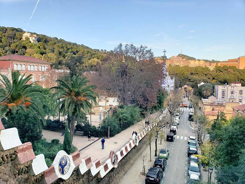 carrer de olot barcelona