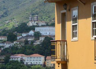 hoteis em ouro preto mirante hotel