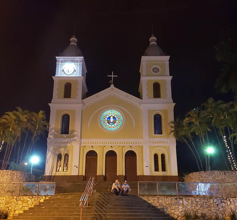 igreja em capitolio