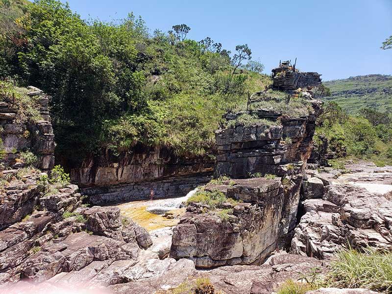 melhores cachoeiras em capitólio capivara