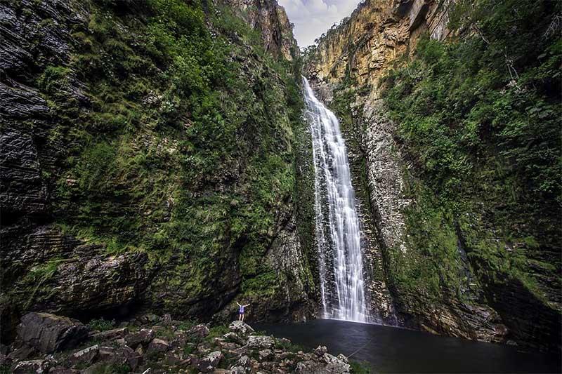o que fazer em são jorge chapada dos veadeiros cachoeira do segredo