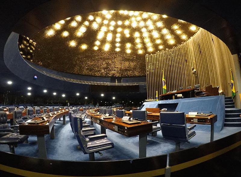 plenario da camera dos senadores congresso nacional visita