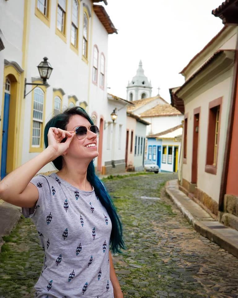Rua das Casas Tortas
