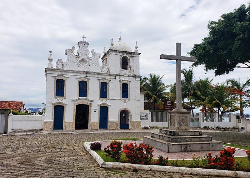 Igreja Antiga Matriz em Guarapari