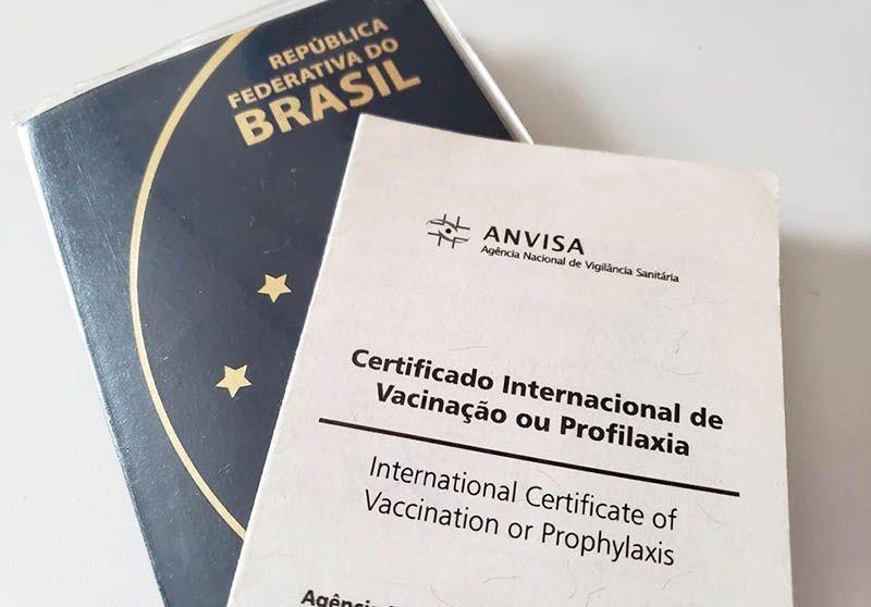 como emitir online certificado internacional de vacinação e profilaxia febre amarela para viajar