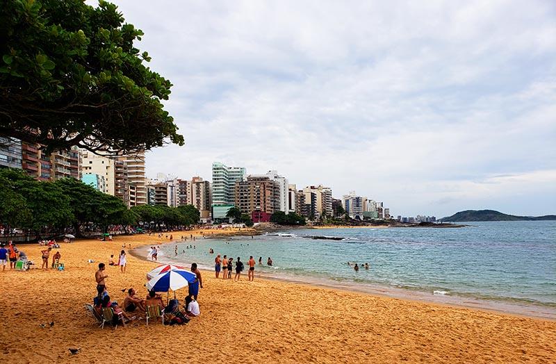 Praia das Castanheiras