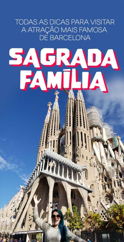 Dicas para visitar a Sagrada Família em Barcelona