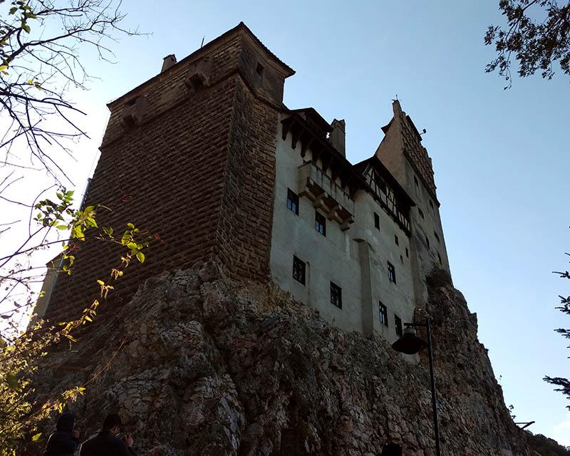 Castelo Bran, o famoso castelo do Drácula