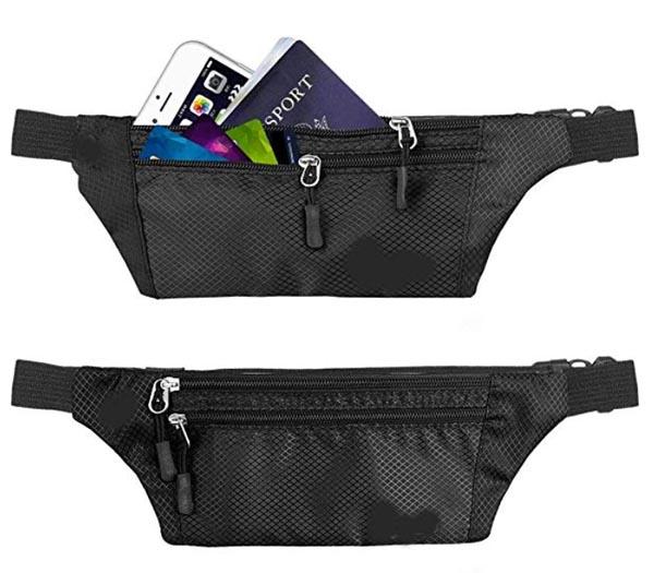 pochete para viagem passaporte itens que não pode faltar na sua mala de viagem