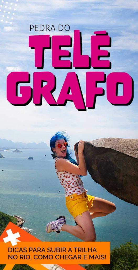 Dicas para Pedra do Telégrafo no Rio de Janeiro