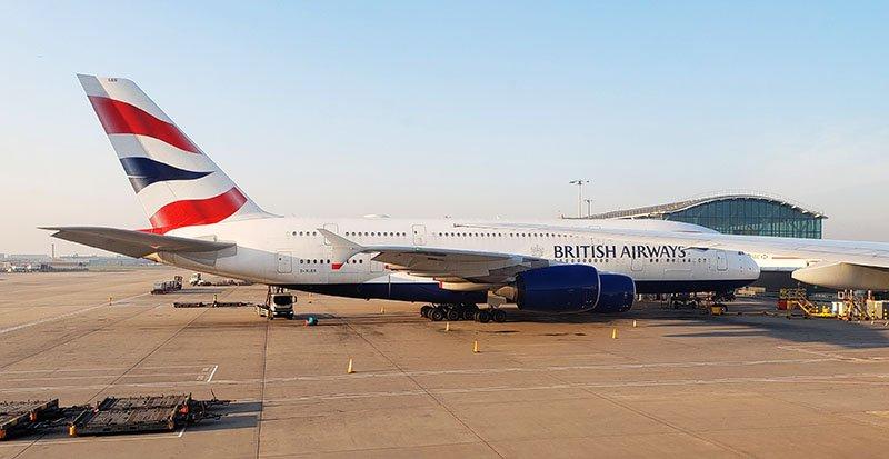 Aeronave da British Airways