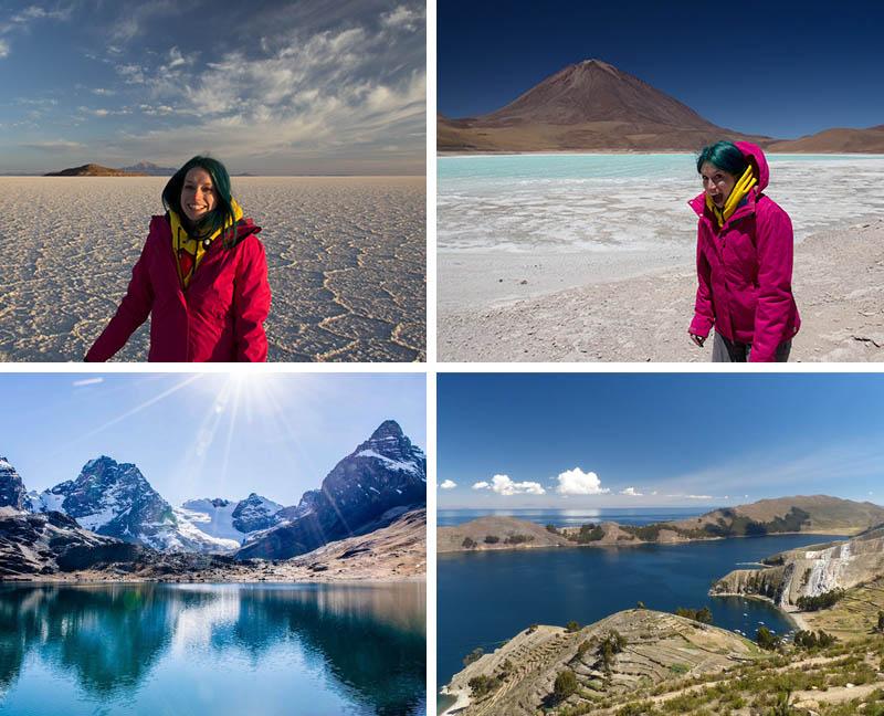 A Bolívia surpreende por seus preços baixos