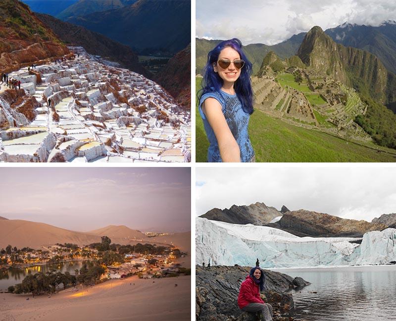 O Peru é o primeiro da lista de países baratos para viajar