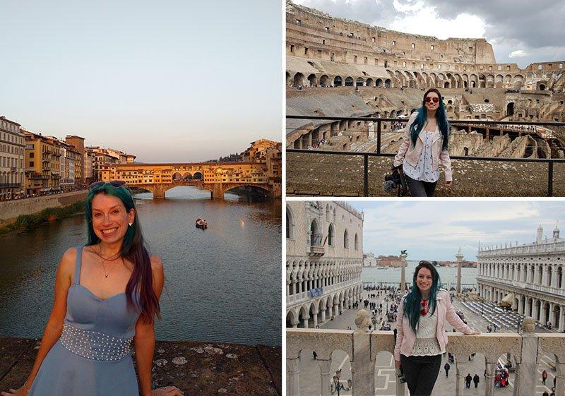A Itália é um país para voltar várias vezes!