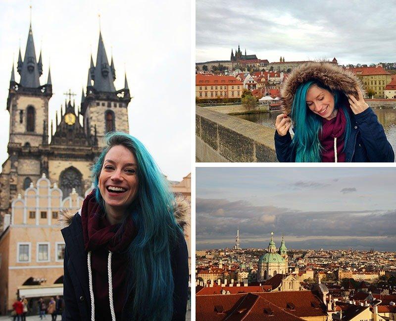 Praga é uma das cidades favoritas dos mochileiros na Europa!