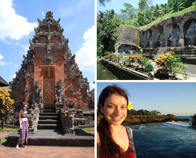 A Indonésia é um dos países mais baratos para viajar