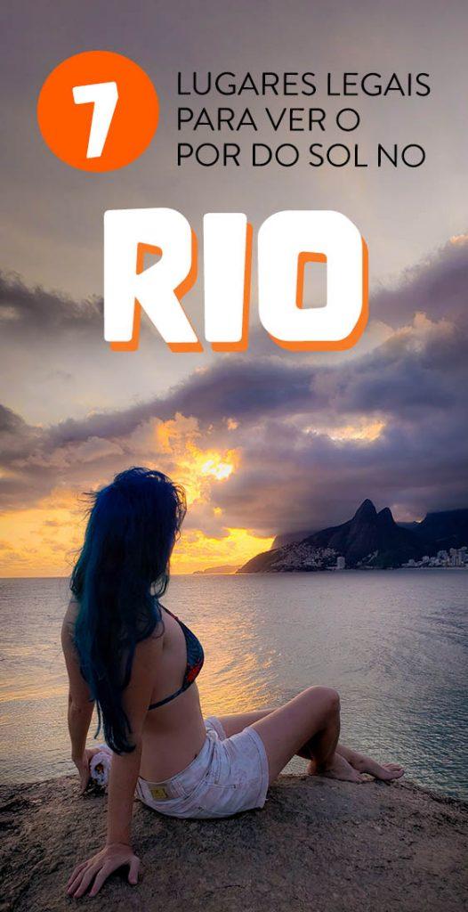 Onde ver o por do sol no Rio de Janeiro, 7 lugares legais