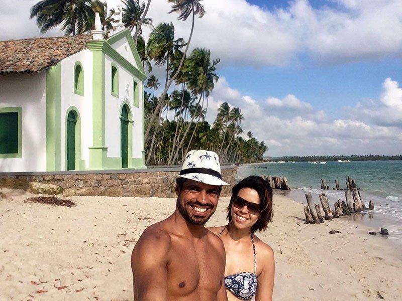 Praia de Carneiros guia turistico de praias em Pernambuco