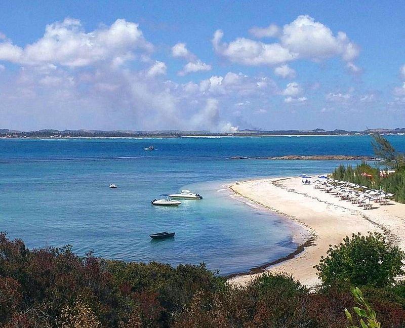 Ilha de Santo Aleixo viagem em Pernambuco