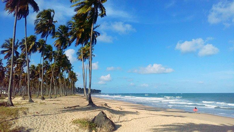 melhores praias de pernambuco Praia do Paiva