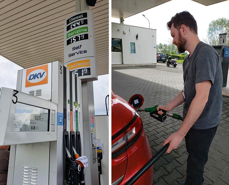 Abasteça o carro você mesmo para pagar mais barato na gasolina