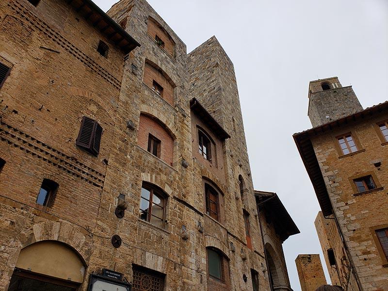 Vila Medieval na Itália