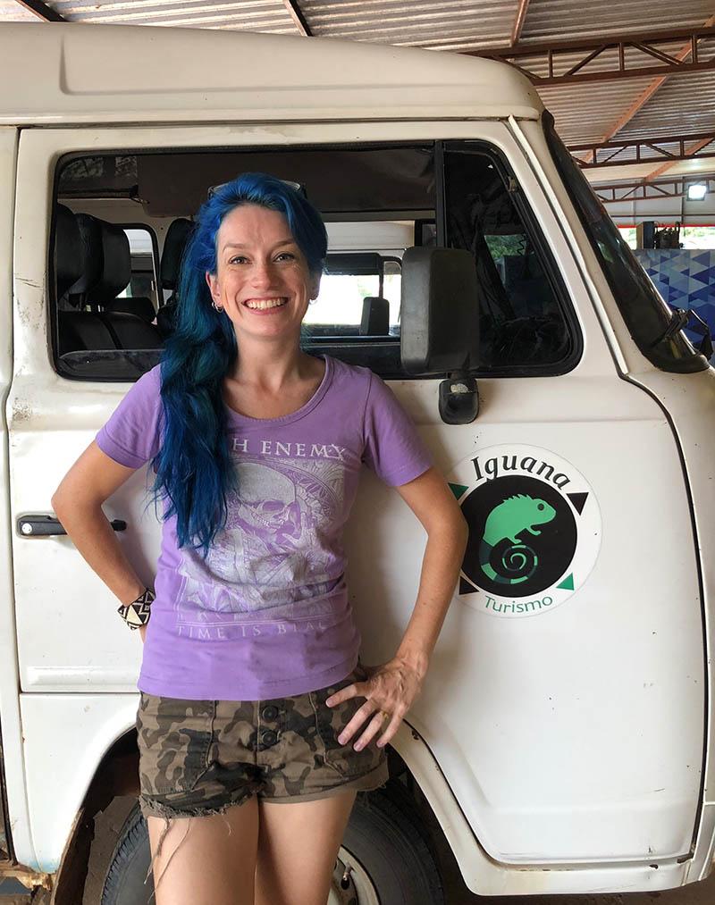 Kombosa da Iguana Tours