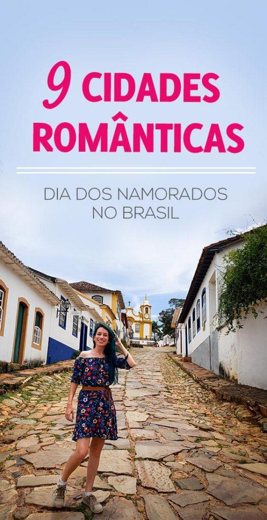 Cidades românticas para visitar no Brasil no dia dos namorados