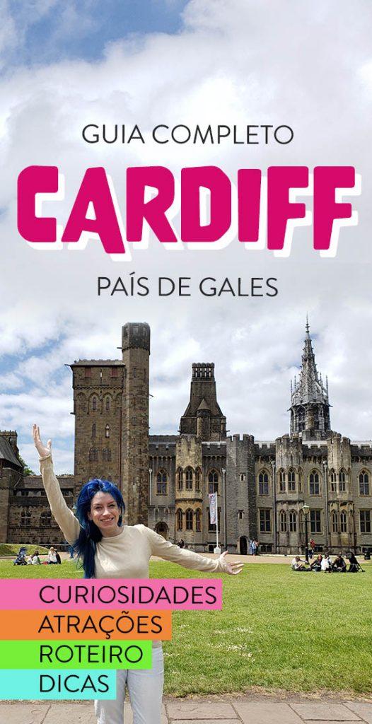 Guia completo de viagem Cardiff Pais de Gales