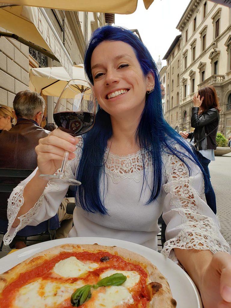 pizza na italia eataly