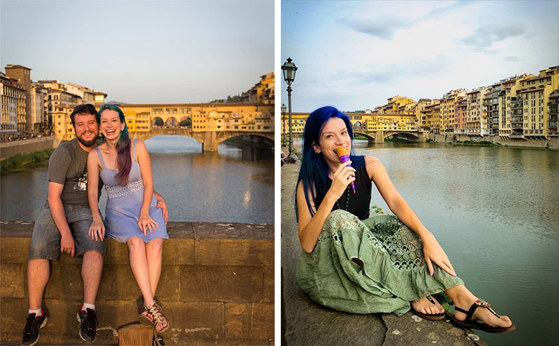 Ponte Vecchio e Casal