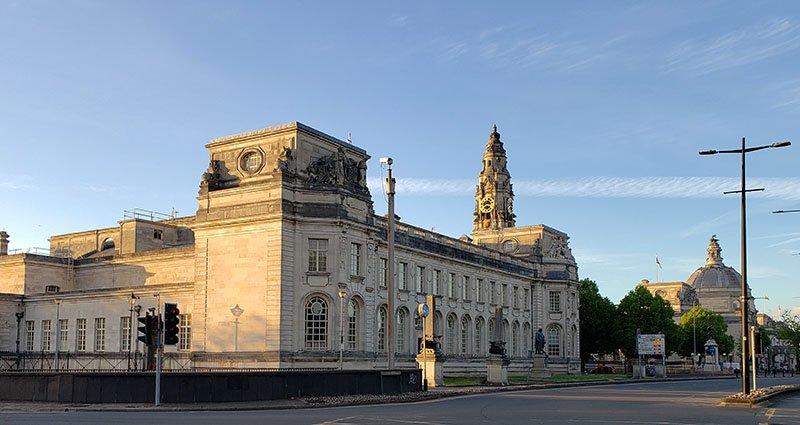 Prefeitura de Cardiff
