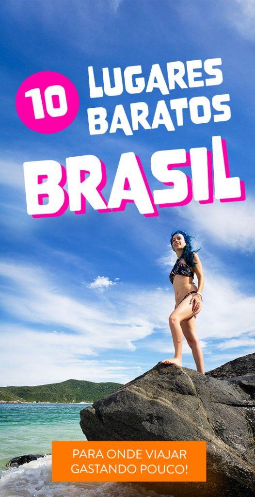 10 destinos baratos no Brasil para conhecer em 2019